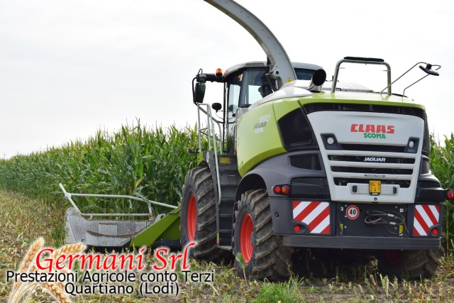 Germani Srl Claas Jaguar 980